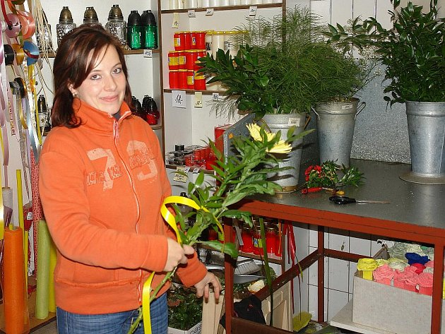 Chryzantémy jsou symbolem podzimu.