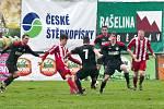Chrudim prohrála na penalty
