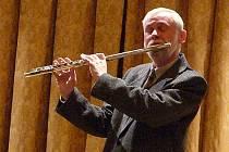 Hudebník Petr Židek oslavil na hudebním večeru své jubileum.