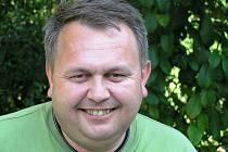 Petr Dvořák přežil srážku s vlakem
