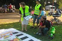 Evropský týden bez mobility zahrnuje také akci Na kolo jen s přilbou. Ilustrační snímek.