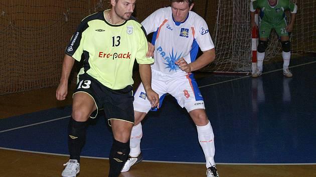 Era-Pack v přípravě porazil polského mistra z Gliwice.