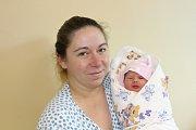 ANNA ROHÁČOVÁ (2,82 kg a 46 cm) je od 26.2. od 22:51 prvorozenou dcerou Jany a Tomáše z Českých Budějovic.