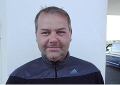 Trenér Marcel Vít.