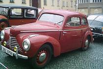 Škoda 1101 Tudor.