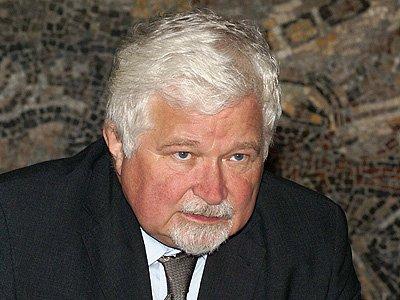 Senátor Petr Pithart.