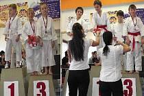 Českobudějovický Fight Club uspořádal Karate Kid Cup IX. Nesměli chybět ani hlinečtí zástupci.