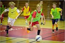 Nábor zaměřený na děti s ročníkem narození 2008 – 2010 se koná každé březnové úterý v chrudimské Sportovní hale.