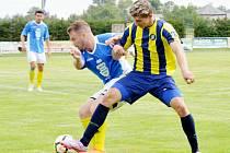 Fotbalová Luže prošla na podzim výměnou trenéra, úspěšně. Pod Markem Veisem drží kvalitní pátou příčku.