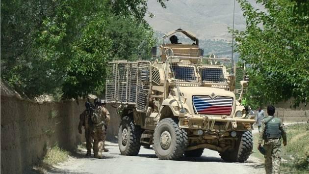 6. strážní rota v Afghánistánu