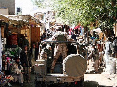 Z mise chrudimských vojáků v Afghanistanu.
