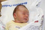 Jan Hodina (3,91 kg a 50 cm). Čerstvými rodiči se 13. 11. ve 21:06 stali Jan a Tereza Hodinovi z Chrudimi.
