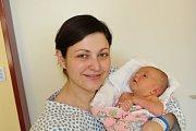 NATÁLIE DUCHEČKOVÁ (3,85 kg a 52 cm) – toto jméno vybrali 10.2. ve 3:14 pro svou prvorozenou dceru Zdeněk a Denisa ze Skutče.