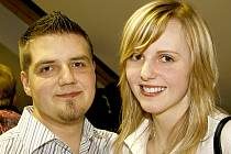 Eva Navrátilová a Ondřej Jehlička z Hlinska jsou tentokrát tvářemi týdne Chrudimského deníku.