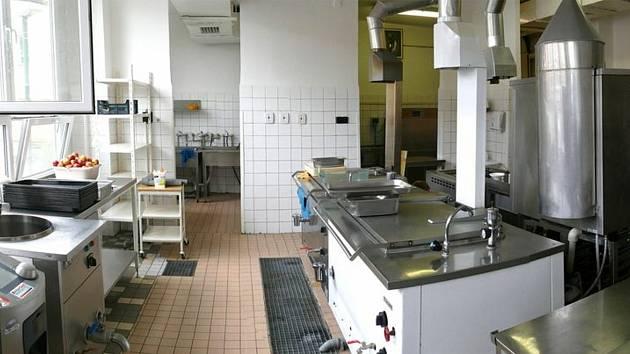 Rekonstrukce kuchyně bude stát 10 milionů