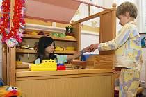 Základní škola a Mateřská škola při nemocnici Chrudim funguje již deset let.