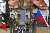 Výročí vzniku ČSR si připomněli i v Chrudimi. Vzpomínkový akt se konal u busty T.G. Masaryka v Parku Republiky.