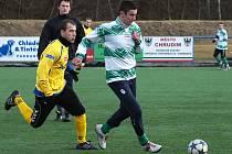 MFK Chrudim – juniorka FC Vysočina Jihlava 2:0