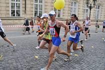 Martin Trojan (s číslem 1347) uspěl při maratonu již v roce 2009 (viz. snímek), v roce 2010 byl dokonce první  v kategorii Záchranných a bezpečnostních složek.