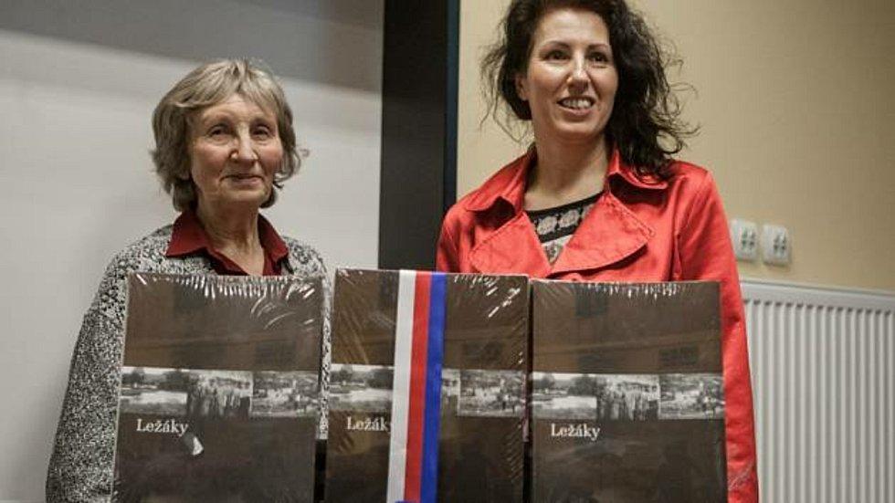 Publikace Osud jménem Ležáky podrobně mapuje ležáckou tragédii z hlediska osudů tehdejších obyvatel.