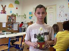 V Dětském domově se školou v Přestavlkách jsou přípravy na Velikonoce v plném proudu.