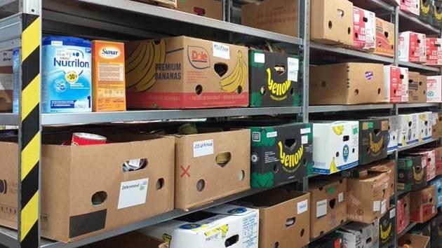 Potravinová pomoc bojuje proti chudobě
