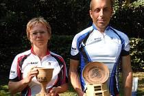 """V kategorii žen cyklistické časovky Monako nazvané """"KOBRAM 2011"""" obhájila prvenství Veronika Rulíková."""