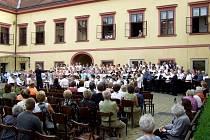 IX. Setkání pěveckých sborů v Heřmanově Městci bude věnovano skladatelům Bohuslavovi Martinů a Petru Ebenovi.