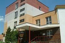 Budova gymnázia ve Skutči,
