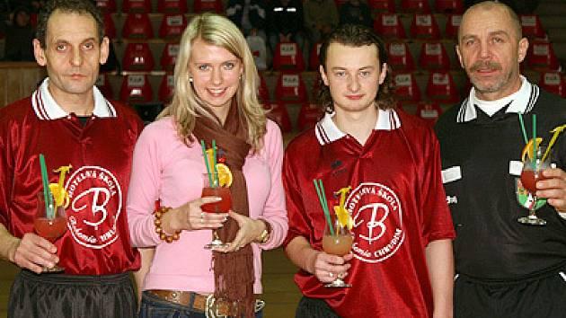 Drink roku 2008 namixoval  žák 2. ročníku Hotelové školy Bohemia Chrudim Tomáš Hrubý.