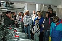 Den otevřených dveří pivovaru Rychtář