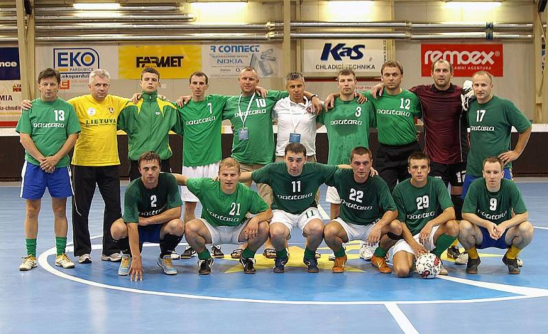 Litevský FK Nautara Kaunas.
