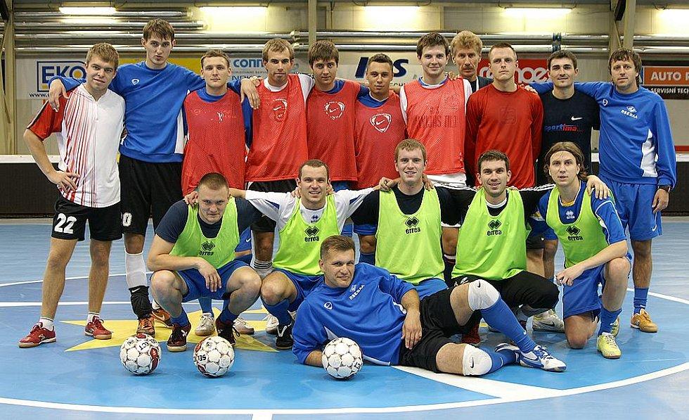 Lotyšský FK Nikars Riga.