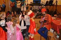 Lukavice žila dětským karnevalem.