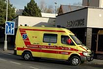 Nemocnice Chrudim.