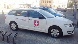 Hlinecké senior taxi už je v provozu