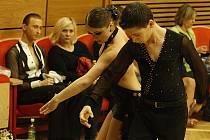 Do Skutče zavítalo o víkendu více než dvě stě tanečních párů.