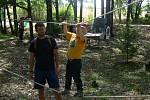 Obec Vysočina byla oceněna Zlatou stuhou, a stala se tak Vesnicí Pardubického kraje 2015. Slavnostní vyhlášení proběhlo na parkovišti u veselokopeckého skanzenu.