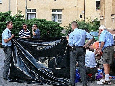 21. července 2007: Tragický smrtelný pád parašutisty.