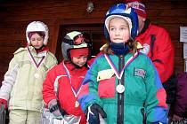 na sjezdovce v Hluboké u Hlinska se kona tradiční Přebor mikroegionu Hlinecko v lyžování.