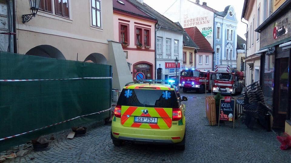 Neštěstí ve Štěpánkově ulici