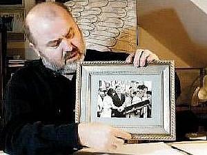 Ivan Baborák vzpomíná na návštěvu Václava Havla v Chrudimi.