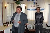 Pracovní třídenní seminář zaměřený na prevenci  kriminality se konal v Hlinsku. Zúčastnilo se ho 60 preventistů z celé ČR.