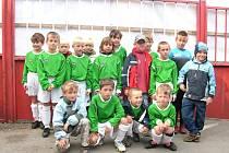 Spoustu krásných dojmů si chlapci a jejich rodiče přivezli z prvoligového utkání FK Viktoria Žižkov – FK Bohemians Praha.