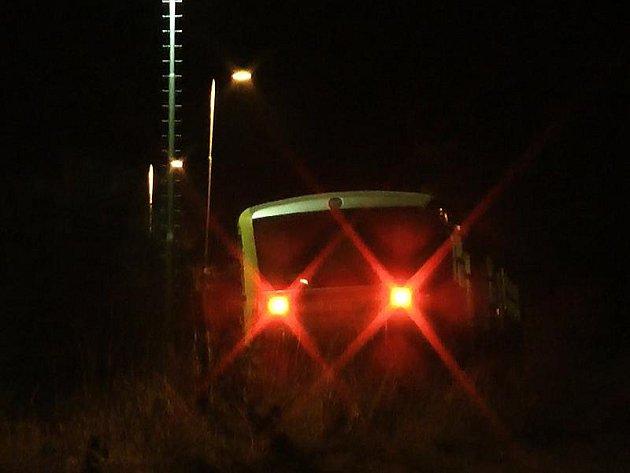 Mladík neměl při srážce s osobním vlakem sebemenší šanci na přežití.