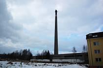 Teplárna v Hlinsku přechází na biomasu.