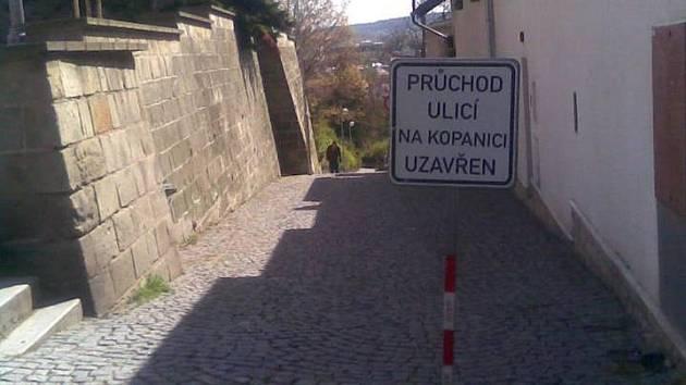 Zákaz vstupu