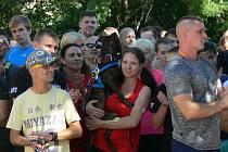 Charitativní běh na podporu Vojenského fondu solidarity