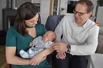První krajská miminka dostala dárek
