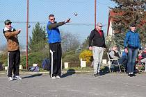 Turnaj Na Výsluní měl opět mezinárodní účast.